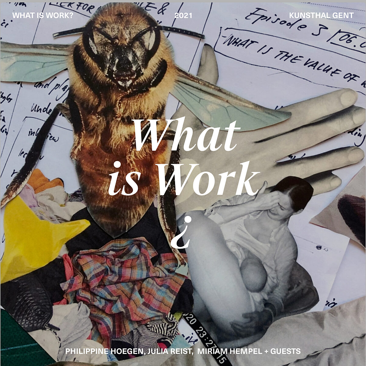 What Is Work kunsthal web