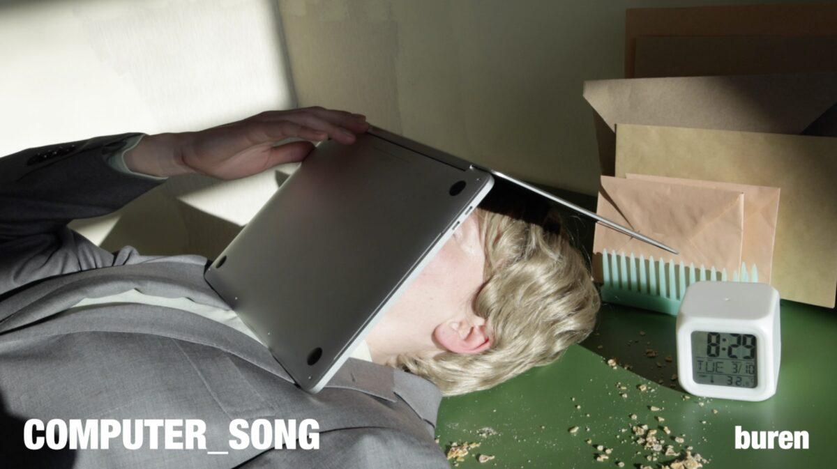 COMPUTER SONG buren