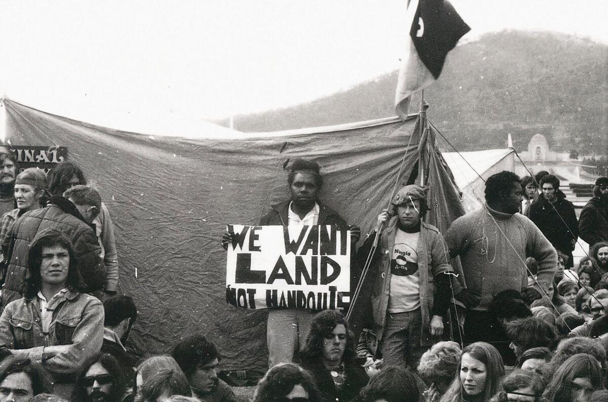SMALL KHG1976 Aboriginal Land Rights Act 0